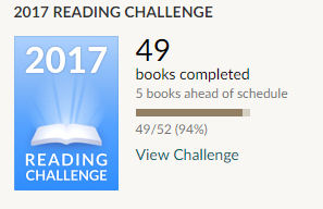 Goodreads 49 books read