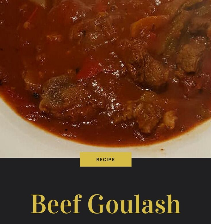 Beef Goulash A Hairy Dieters Recipe Made Slimming World