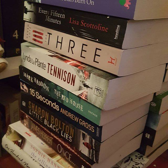 TBR - to be read pile