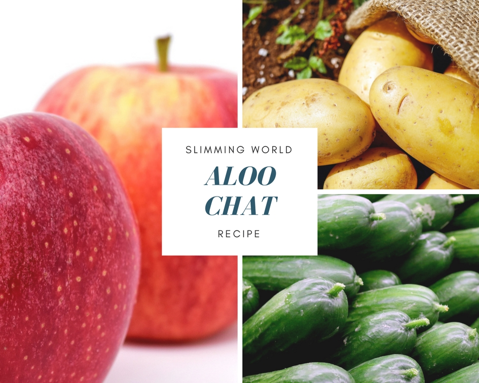 Aloo chat a slimming world recipe that 39 s perfect for Slimming world recipes for 1 person