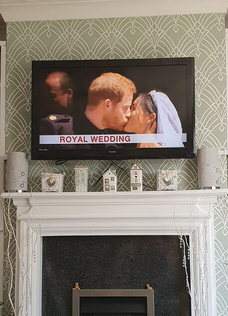 Royal Wedding Prince Harry And Meghan Markle - Duke and Duchess of Sussex