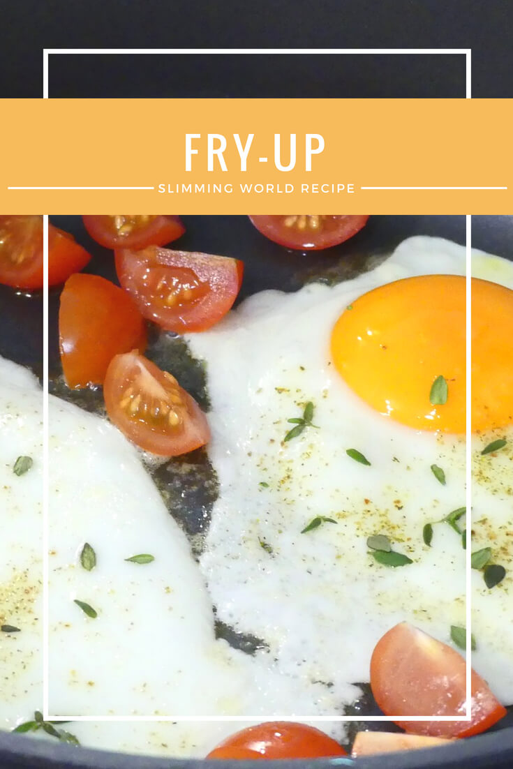 Fry Up Slimming World Style Serves One And Is Syn Free