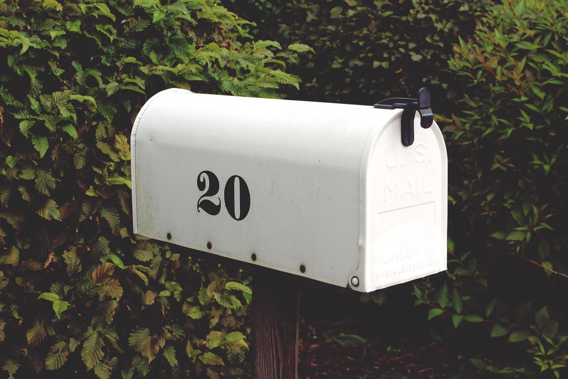Forwarding your mail in the US
