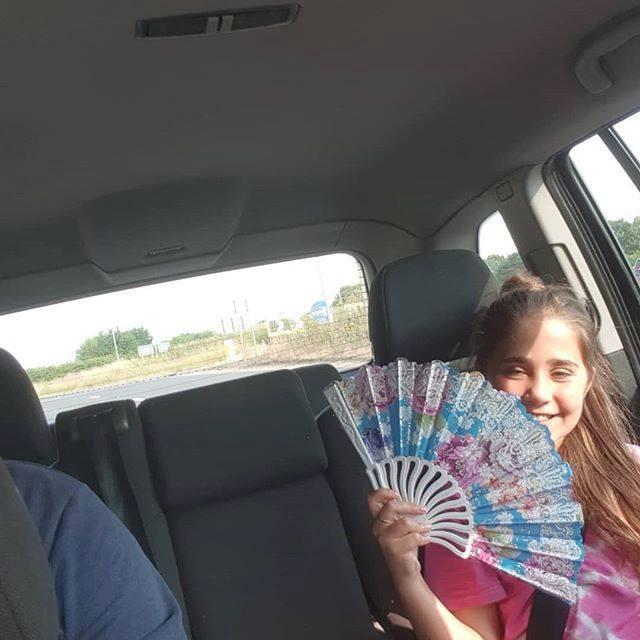 Ella's new fan