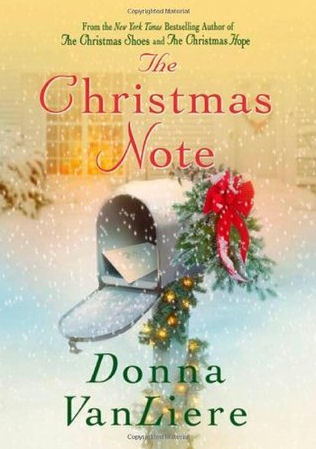 The Christmas Note By Donna VanLiere book cover