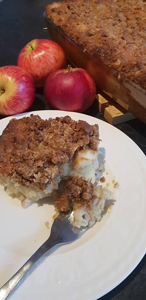 Apple Streusel Great British Bake Off Bake Of The Week