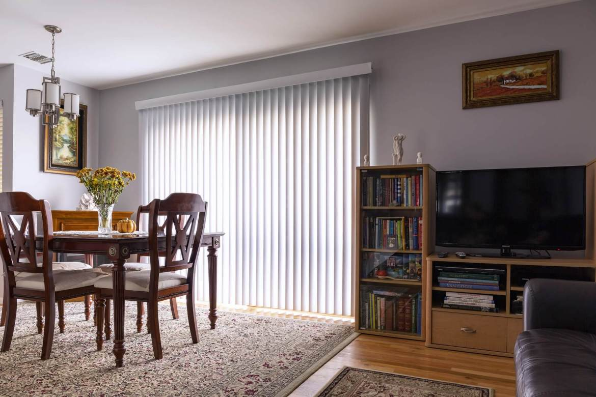 window treatments - blinds