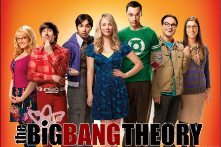The Big Bang Theory on Netflix