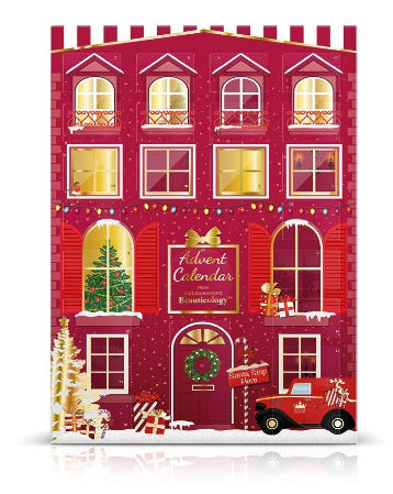 Baylis & Harding beauticology advent calendar