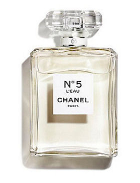 Chanel No5 L'Eau perfume