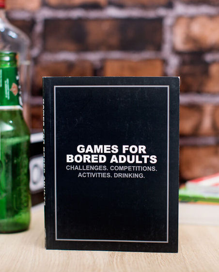 Games for bored adults from Prezzybox.com