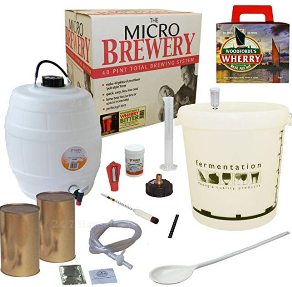 homebrew kit