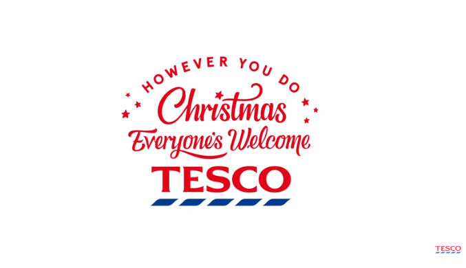 However you do Christmas, everyone's welcome at Tesco - Tesco Christmas advert 2018
