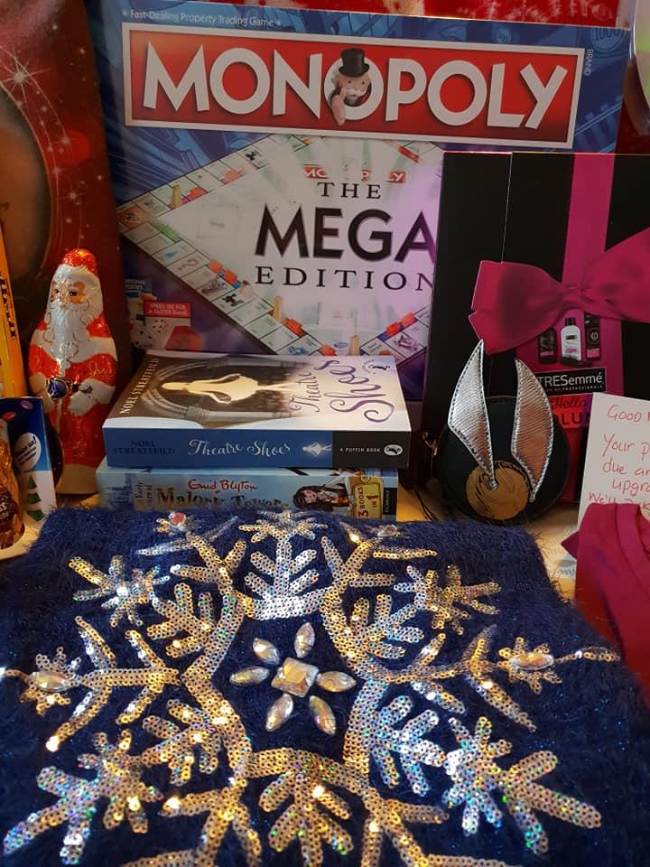 Christmas day photos 2018 - KayCee's gifts