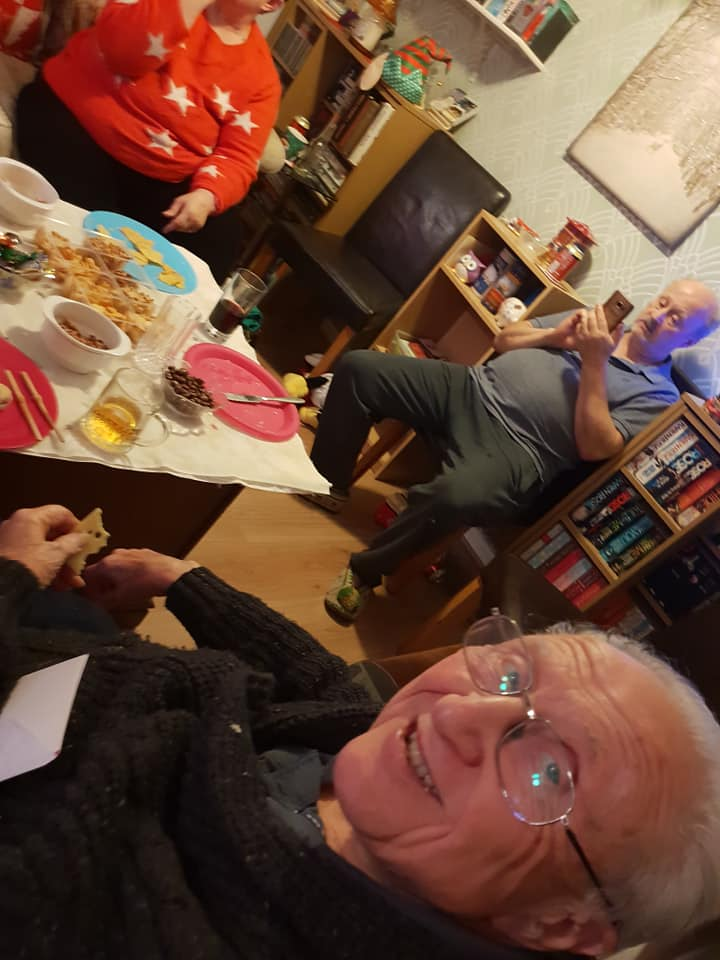 Christmas Eve photos 2018 - Granddad