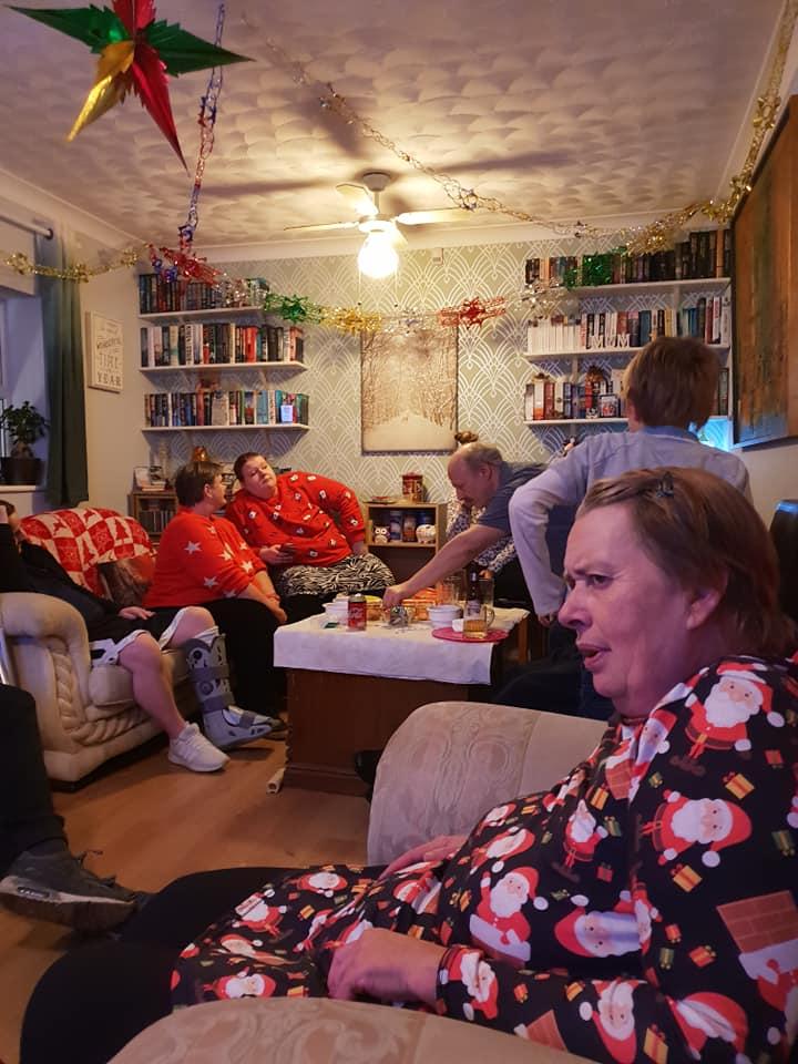 Christmas Eve photos 2018 - various family members