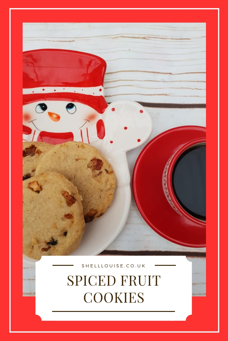 Spiced Fruit Cookies Countdown To Christmas Cookie Recipes Shell