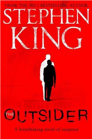 Stephen King The Outsider book cover