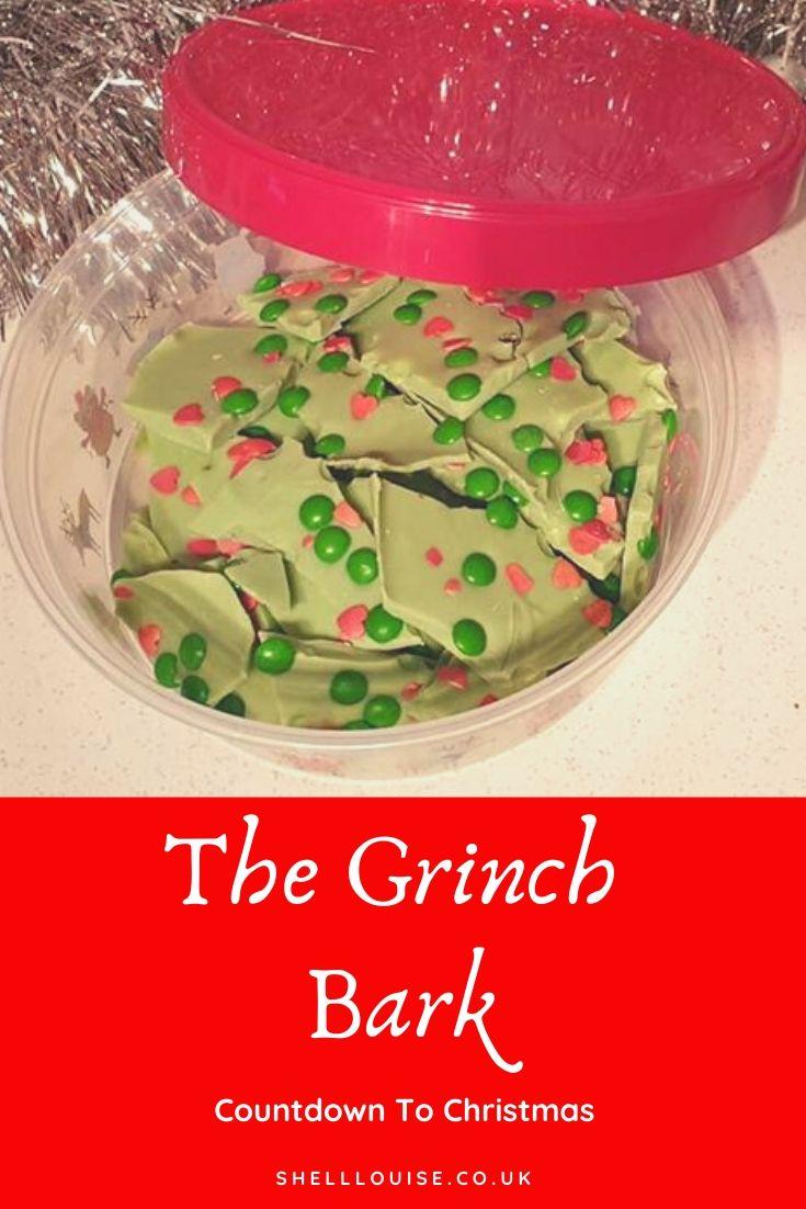 Grinch bark