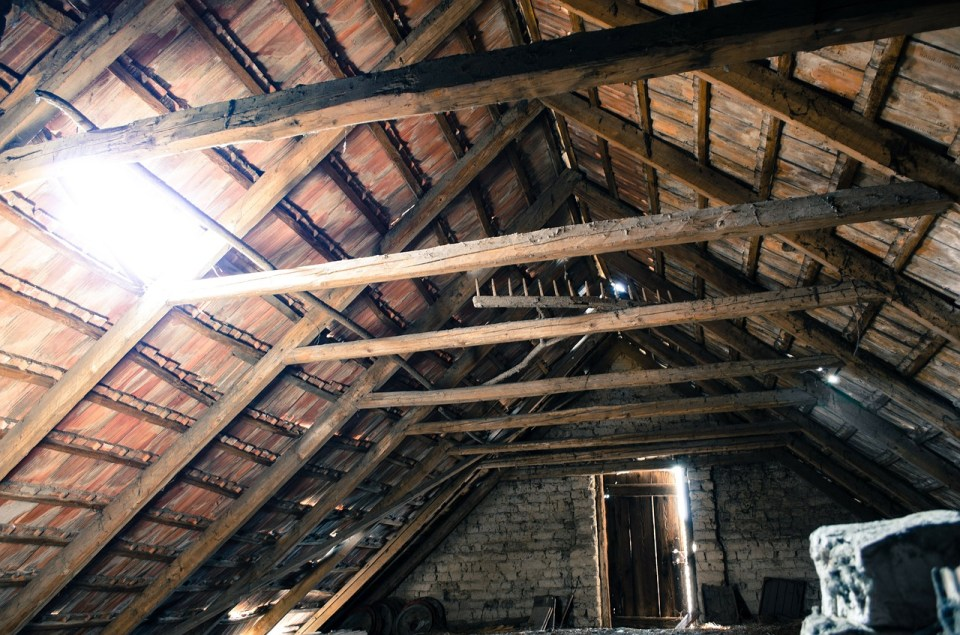 old attic - insulating your house
