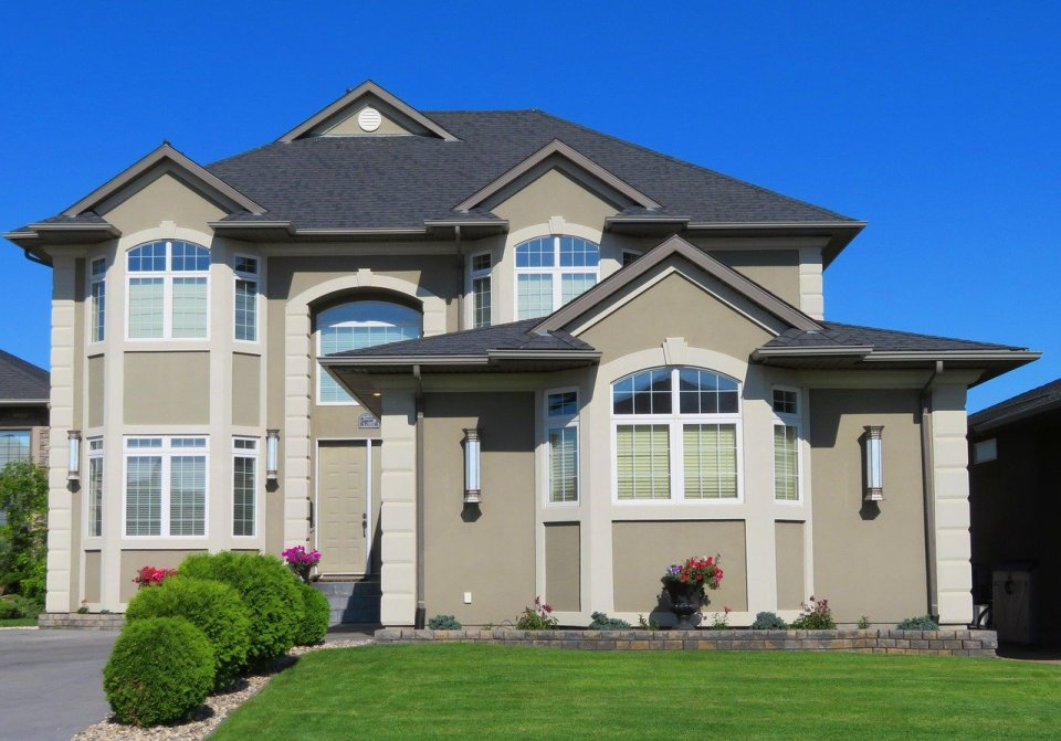 Hampton style homes
