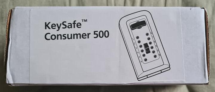 KeySafe Consumer 500