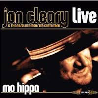 Jon Cleary Support