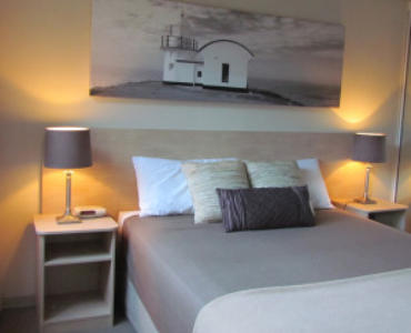 Shelly Beach Resort's Standard Single Bedroom Townhouses: Perfect for Overnight Accommodation Port Macquarie.