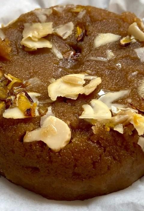 Gluten free quinoa halwa