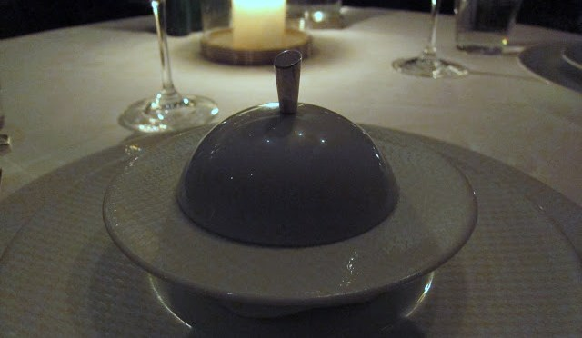 First course, guess what it is....