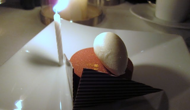 A Birthday Cake from Per Se!