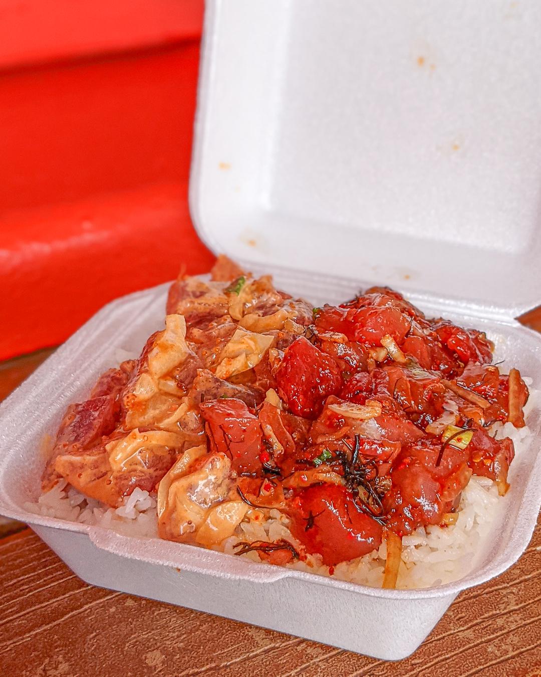 Ono Seafood Poke Honolulu