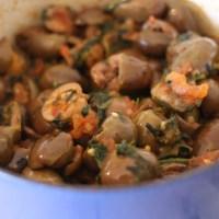 moroccan warm olive salad