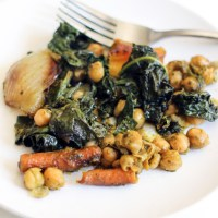 vegetable tagine with chermoula sauce