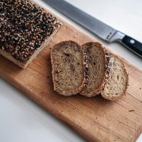 Yeasted Gluten-Free Bread With Walnuts