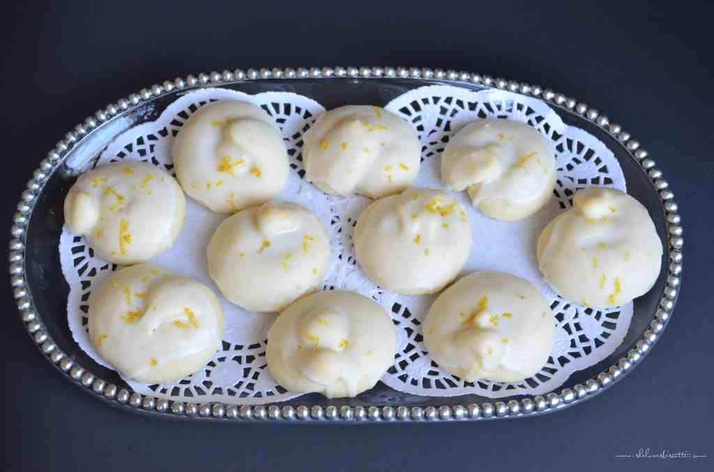 Italian Lemon Knot Cookies version 2