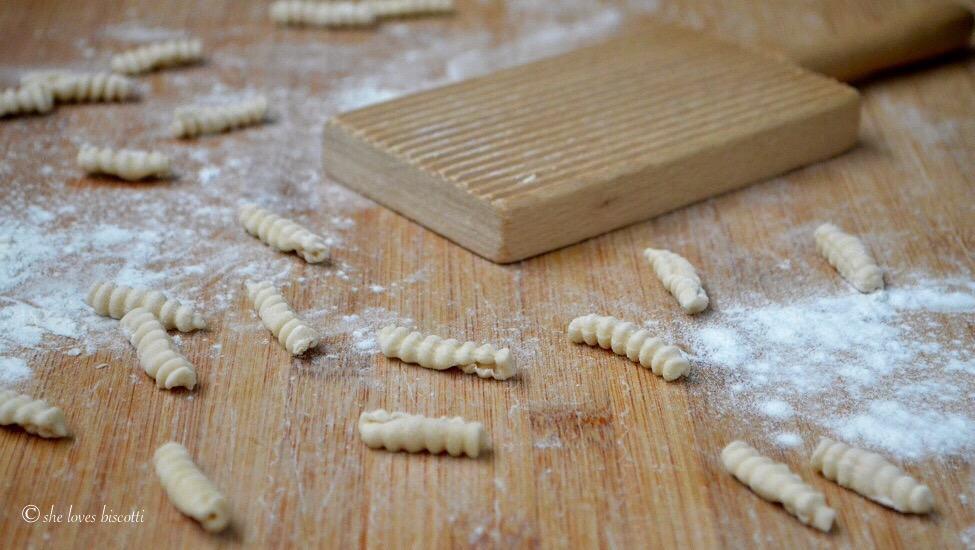 Homemade Cavatelli Pasta Dough Recipe