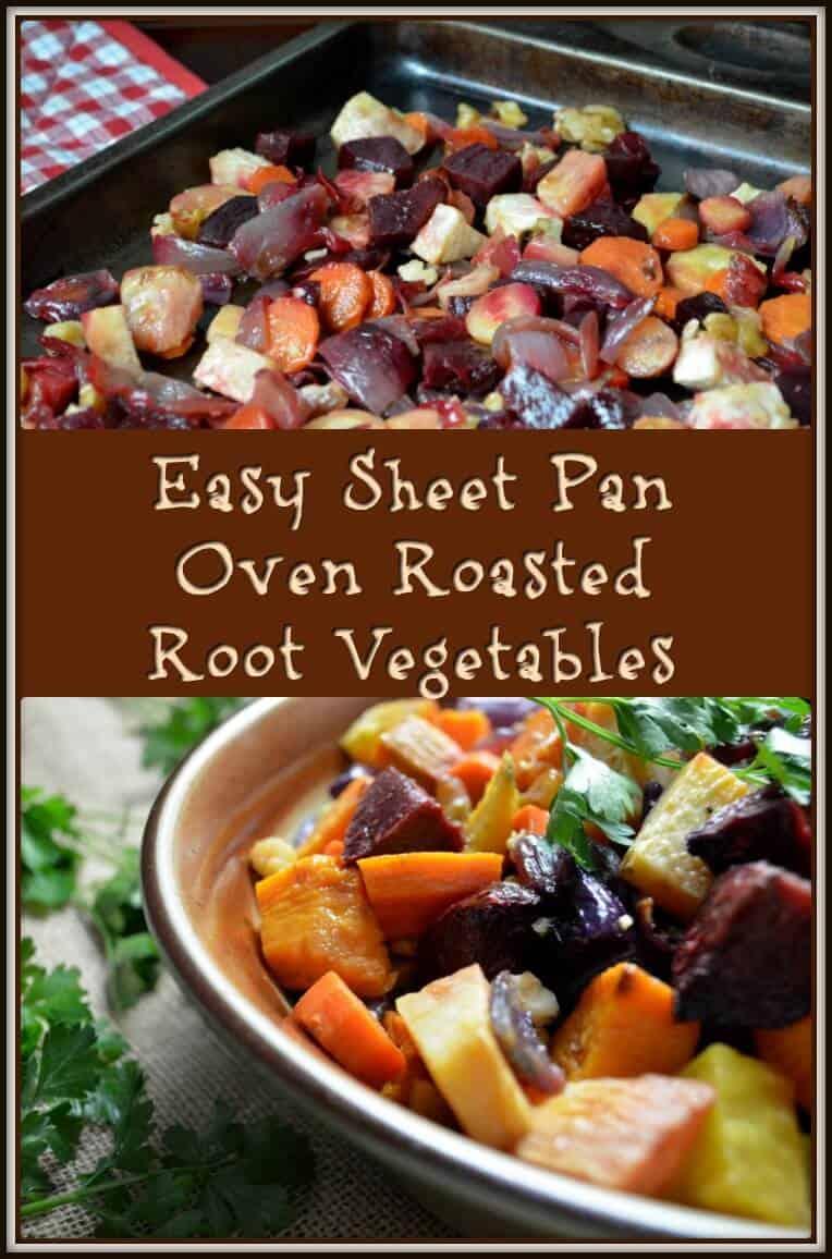 Easy Sheet Pan Oven Roasted Root Vegetables Dan330