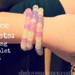 Science Bracelets and Sunscreen Advocates
