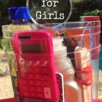 DIY Science Kit for Girls
