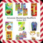 Science Stocking Stuffers Under $10
