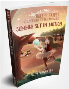 Coming Soon: Halley Harper; Science Girl Extraordinaire!