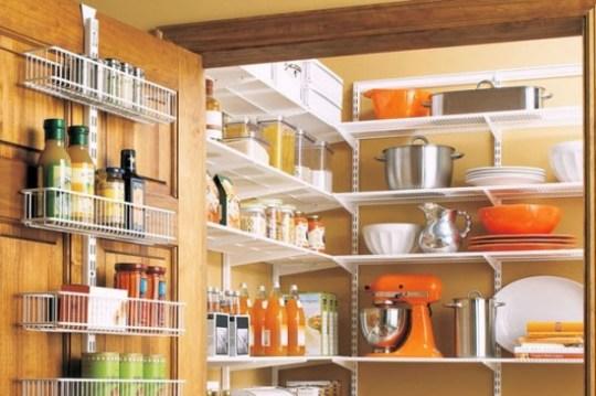pantry, kitchen