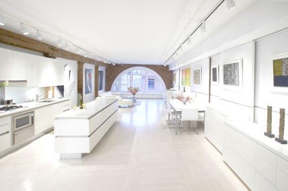 emme interiores white interior Mariana Von Kruger