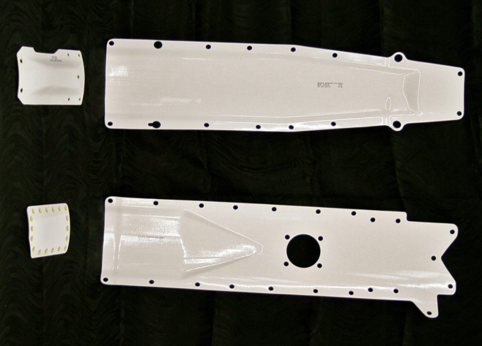 Drop Hammer Form Shelton Industrial Pattern