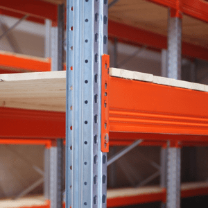 New SpeedRack pallet racking frame
