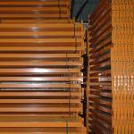 used pallet racking beam