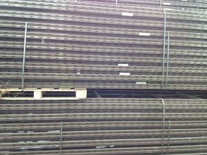 Used Hilo Rackplan Pallet Racking Frame