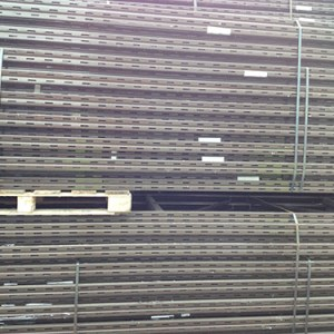 Used Hilo Rackplan Pallet Racking Frame
