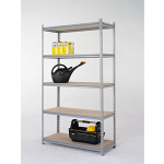 Clip Together Warehouse Shelving Bay